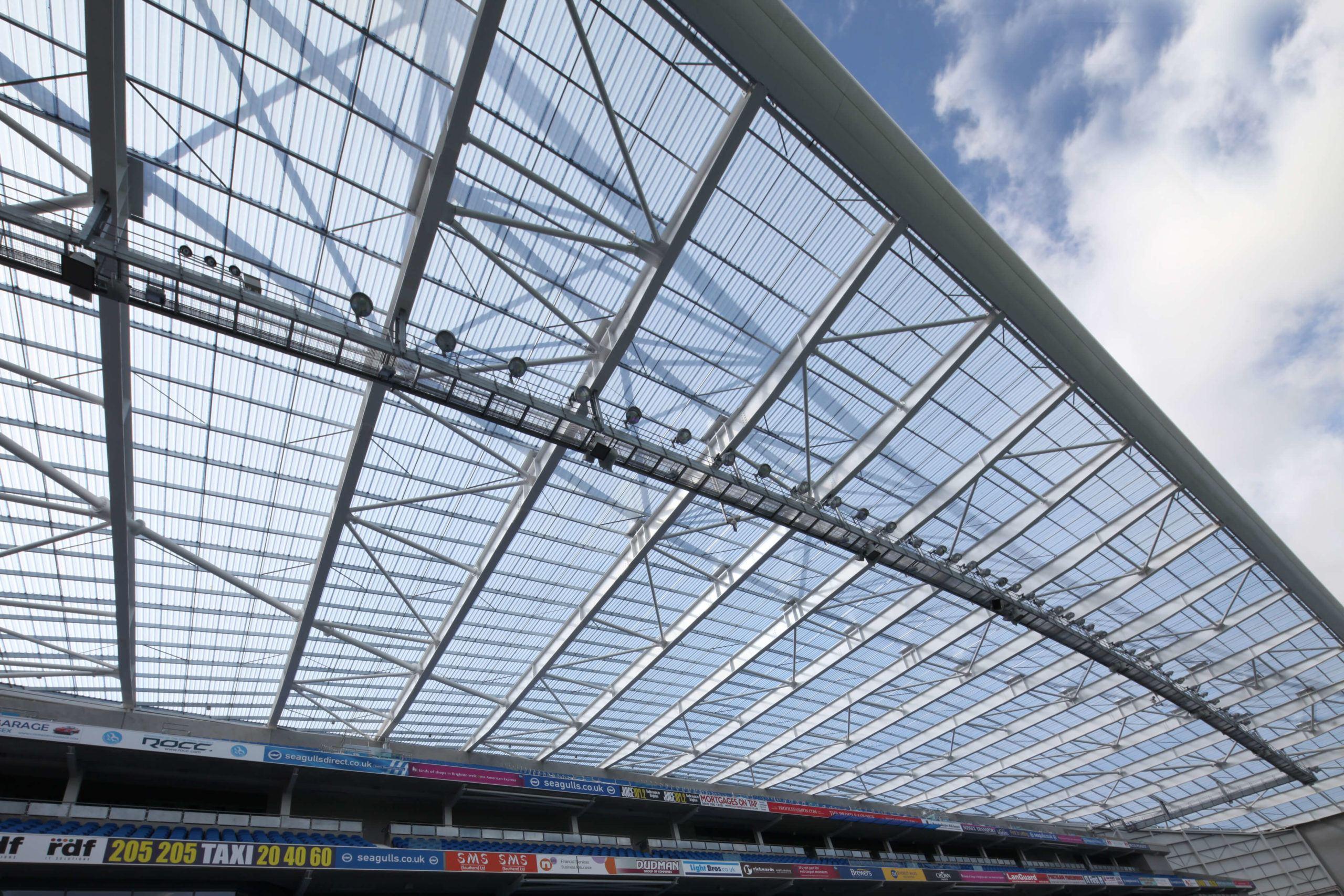 Rooflights Football
