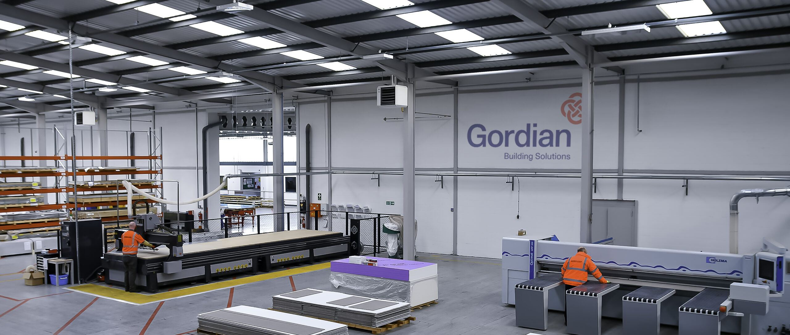 Warerhouse Gordian