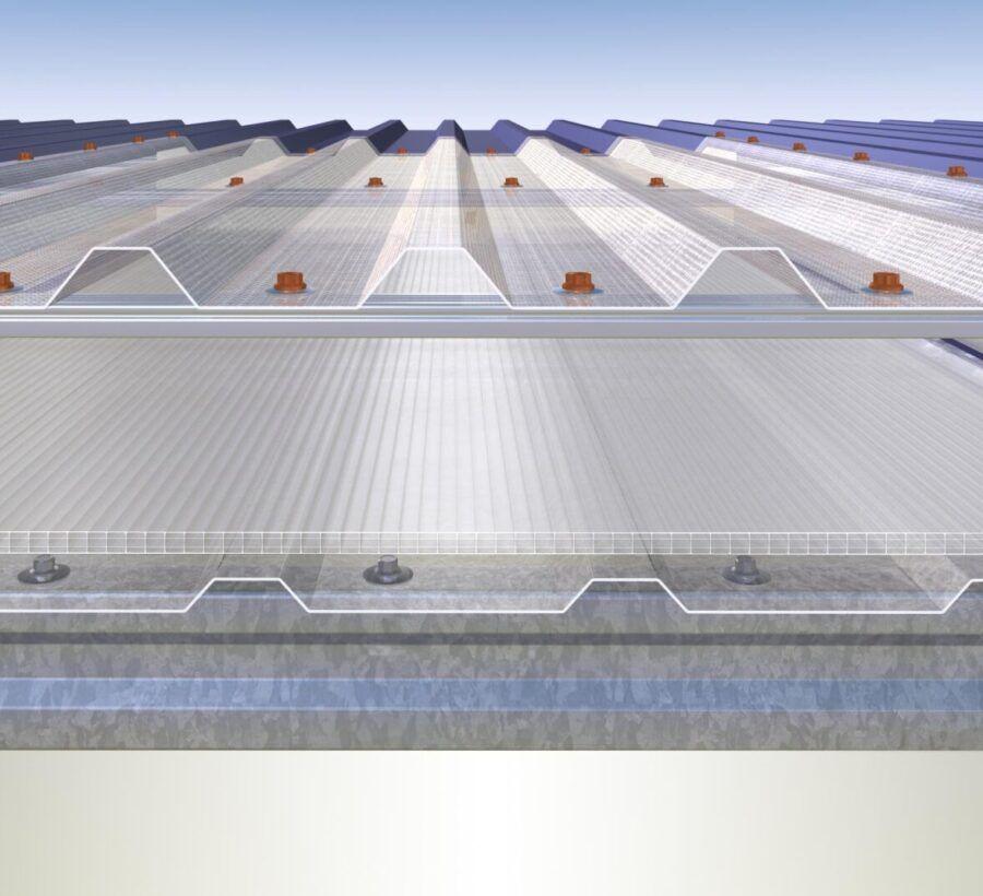 Zenon Evolution Rooflights