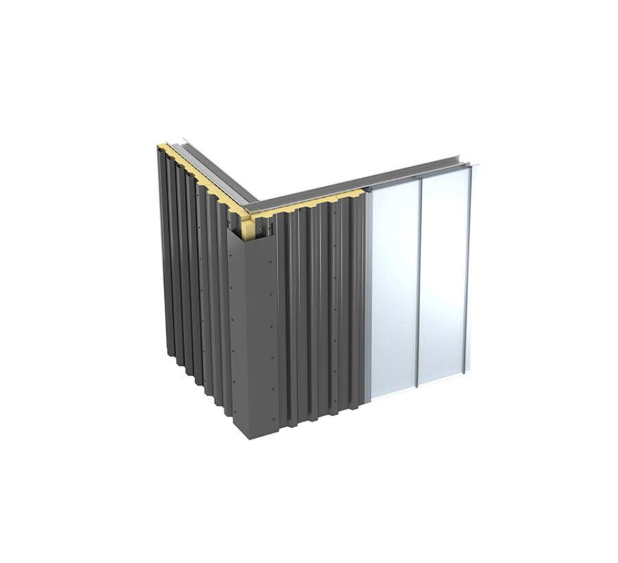 KS1000FC Wall System