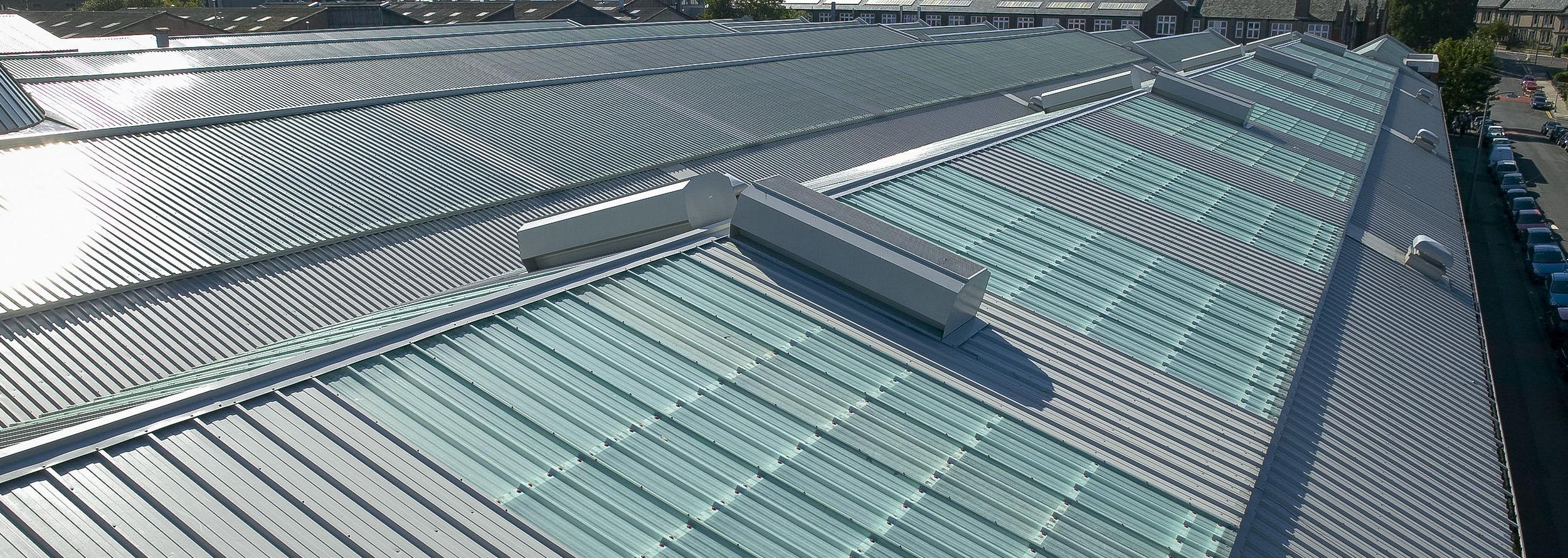 Kingspan rooflights