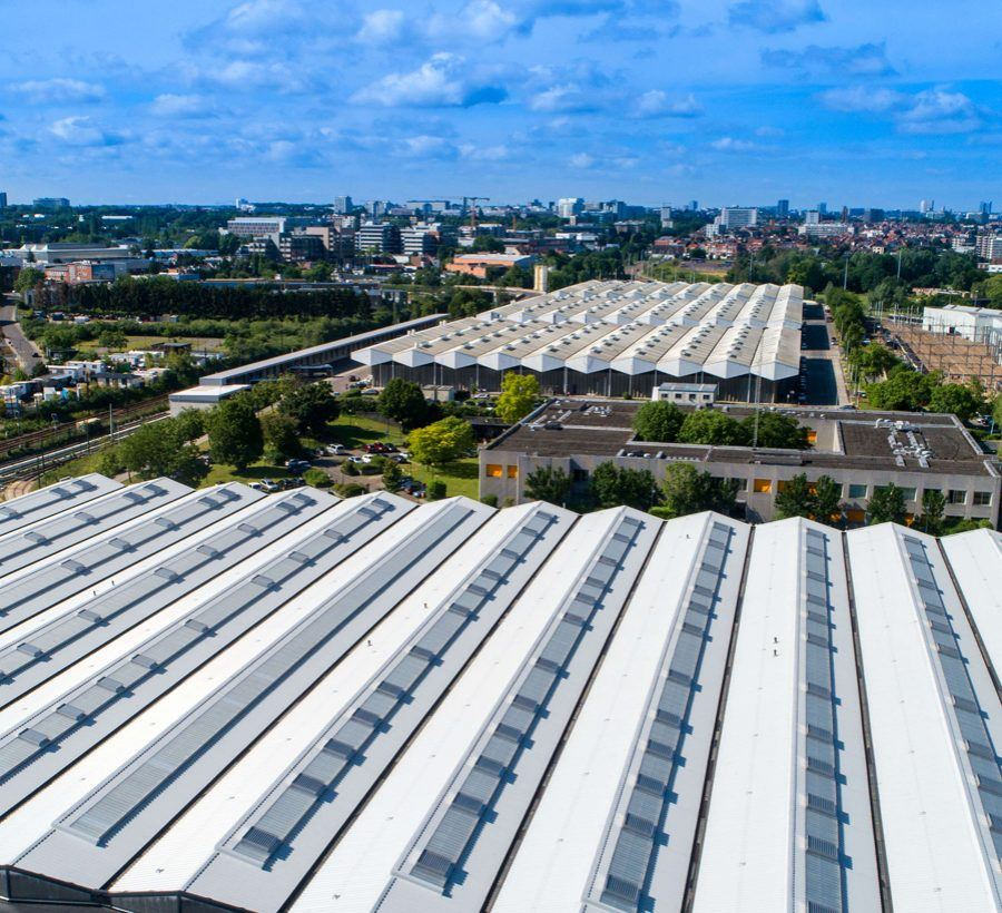Joris IDe Insulated Roof